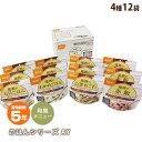 非常食アルファ米セット 尾西食品のごはんシリーズAY[和風メニュー](5年保存/アルファー米/アルファ化米)