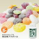 サクマドロップス 防災用プラボトル(サクマ製菓/5年保存/非常食/飴/キャンディー)