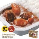 レトルト非常食レスキューフーズ1食ボックス『シチュー&ライス...