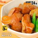 レスキューフーズ鶏肉うま煮缶24缶入り(非常食 ホリカフーズ...