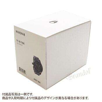 ニクソンメンズ腕時計THEUNIT40ユニットA490-001ブラックA490001【ブランド】