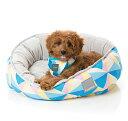 【送料無料】高級ベッド FuzzYard リバーシブルベッド サウスビーチ Sサイズ【犬/猫/おしゃれ/ベッド】