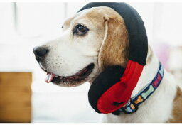 おしゃれなおもちゃ P.L.A.Y <strong>グローブトロッター</strong> ヘッドフォン 【ペット/おもちゃ/犬/ぬいぐるみ】