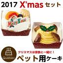 2017 クリスマスケーキ ワンちゃん用...