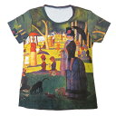 "Georges Seurat ""Jatte Sunday afternoon], [OL-T-W020-SP228]"