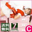 メイド服/コスプレ【送料無料】7色♪4サイズあり♪7色のレインボーニコレッタメイド服・大きいサイズXL有り!