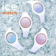 [あす楽] アイスウォッチ腕時計 ICEWATCH時計 ICE WATCH 腕時計 アイス ウォッチ 時計 アイス シェーブ ice shave レディース ホワイト [正規品/新作/人気/流行/トレンド/ブランド/アイスシェイブ/防水/シリコン/ラバー/ベルト/ケース 38mm][かわいい 時計 ブランド]