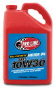 【送料無料】REDLINE [レッドライン] エンジンオイル 10W301Gallon[3.785L]×1缶バラAPI:SM/CF、ACEA:A3/B3/B4 ...