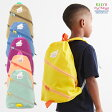 KIDS PACKERS キッズパッカーズ TWIST ZIP BACK PACK ツイストジップバックパック Mサイズ 【キッズ グッズ デイパック リュック】 正規品・正規取扱店