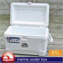 クーラーボックス イグルー 大型 大容量 51L 取っ手 UV機能付 IGLOO マリーンクーラー BOX 54QT 51リットル
