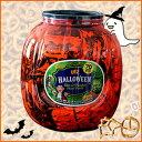 ハロウィン・プレッツェ たっぷり992.2g 約70袋 バレル プレッツェル ハロウィンのお菓子にピッタリ かわいいかぼちゃ コウモリの形です