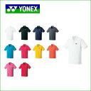 ヨネックスポロシャツ(スタンダードサイズ)10300 ゆうパケット対応バドミントン テニスウエア シャツ 半袖メンズ 男女兼用 YONEX 2015年春夏モデル