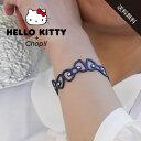 【楽天ブレスレットランキング1位獲得】Chop!! + ハローキティ コラボ !■ Hello Kitty ブレスレット *リボン × リボン(Ribbon リボン) チョップ MADE IN JAPAN ・ 手洗いOK