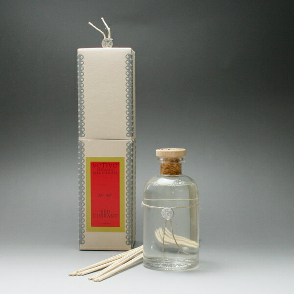 Red currant (VOTIVO) Votivo Reed diffuser 216 ml