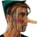 ピノキオの鼻の特殊メイク WO121|ピノキオ,ピノキオの鼻,天狗,長い鼻,モンスター,ディズニー,妖精,ファンタジー