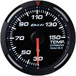 Defi デフィ Racer Gauge 温度計 ホワイトレーサーゲージ DF06706
