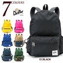 [ドリフター] クラシック パック 米国製 Drifter CLASSIC PACK DF1460 パッククロスナイロン PACK CLOTH NYLON バックパック デイパック リュック 鞄