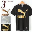 プーマ アーカイブ ロゴ Tシャツ PUMA ARCHIVE LOGO TEE メンズ レディース 572075