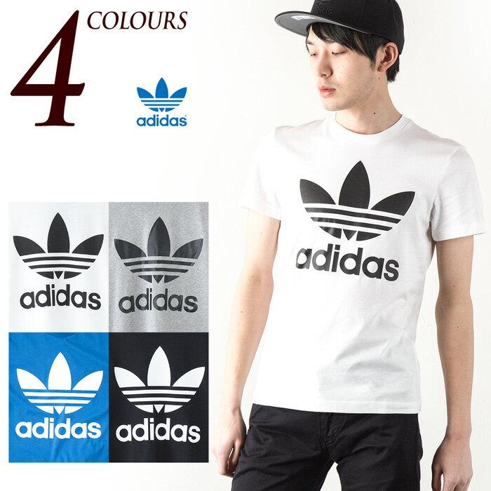 [アディダス オリジナルス]トレフォイル Tシャツ 半袖 BHS47 adidas originals Trefoil Tee Shirt メンズ レディース 男女兼用