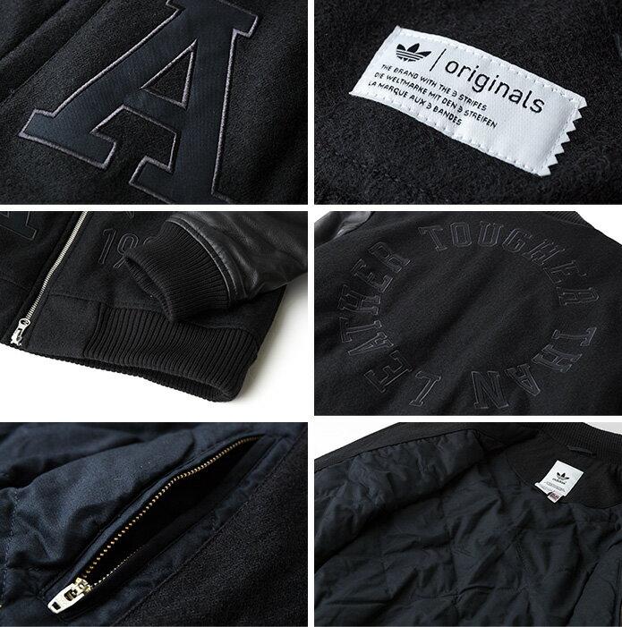 coc rakuten global market adidas originals run dmc bomber jacket adidas originals run bomber. Black Bedroom Furniture Sets. Home Design Ideas