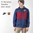 [ナイキ] FCバルセロナ ウインドジャケット NIKE FC Barcelona WIND JACKET YH