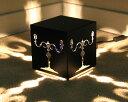 幻想的な光が広がる、小箱のような照明♪デタランプ