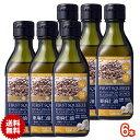 亜麻仁油 ガーリック風味 エキストラバージン フラックスシードオイル 170g 6本 ニュージーランド産 extra virgin flaxseed oil低温圧搾一番搾り 林修の今でしょ!講座で話題