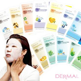 Try us! DERMAL essence mask 16 / 31 kinds