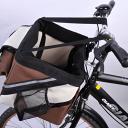 ペット犬用 自転車バスケット