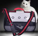 【送料無料】折りたたみ式ペット犬猫用 キャリーバッグ S犬用...