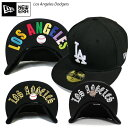 【送料無料】ニューエラ キャップ ロサンゼルスドジャース アンダーバイザー LA NEW ERA NEWERA 59FIFTY 帽子 大きいサイズ LA CAP 定番 UNDER VISOR ニューエラ LA ロサンゼルスドジャーズ ストレートキャップ ツバ裏 WESTCOAST 5950