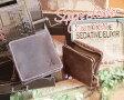 正方形コインケース(革製小銭入れ)[Ain Soph/アインソフ/職人技!こだわりの革シリーズ]【楽ギフ_包装】【RCP】