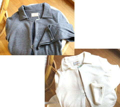 ☆選べるレディース服3点福袋対象商品☆シースルー・襟付きニット[SG](返品・交換・ギフト包装不可)
