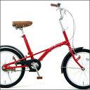 【ビーチカラーのヌードスモールバイク!】HANG TENハンテンスモール20インチフラッシュレッド... ...