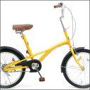 【ビーチカラーのヌードスモールバイク!】HANG TENハンテンスモール20インチオレンジイエロー... ...