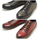 【KATHARINE HAMNETT31576】【送料無料】キャサリンハムネット 牛革キップレザースニーカー紳士靴