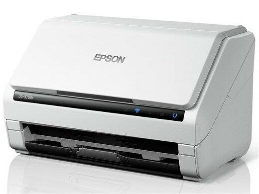 【送料無料】EPSON DS-570W 【スキャナ】