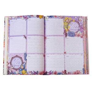 ディアカーズ5年日記フラワーフェアリーズ名入れあり【楽ギフ_包装】【連用日記帳/ダイアリー】【ディアカーズ】