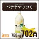 麹醇堂 米マッコリ バナナ味 750ml 【バナナマッコリ】【韓国お酒】