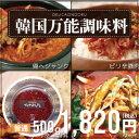 韓国万能調味料/スンドゥブチゲのタレ(500g)[ミニレシピ...
