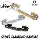 б┌├х╕хеье╙ехб╝д╟BANDELе░е├е║бкб█NEW!! BANDEL е╨еєе╟еы SILVER DIAMOND BANGLE е╖еые╨б╝ е└едефетеєе╔ е╨еєе░еы ┐╖╛ж╔╩ еэе┤ е╓еье╣ ╧╙╬╪ ╣т╡щете╟еы е╤еяб╝▓├╣й е╨ещеєе╣еве├е╫ ╖Є╣п евепе╗е╡еъб╝ └╡╡м┼╣