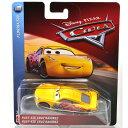 MATTEL Disney-PIXAR CARS3 RUST-EZE CRUZ RAMIREZマテル ディズニー/ピクサー 「カーズ」ラスティーズ クルーズ ラミレス