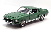 """ACME 1:18SCALE """"1968 SHELBY GT350""""SPECIAL ORDER COLOR No5 WT7081(GREEN) 1:18スケール """"1968 シェルビー GT350""""スペシャルオーダーカラー No5 WT7081(グリーン)438台限定!"""