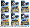 ジェイダトイズ 1:55スケール BUILD N' COLLECT SET-WAVE3「ワイルドスピード」「ライカン/スカイライン GT-R R34/ダッジ・チ...