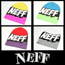 SALE30%OFF! [11-12 NEFF] CARTOON beanie (Neff, knit hat)