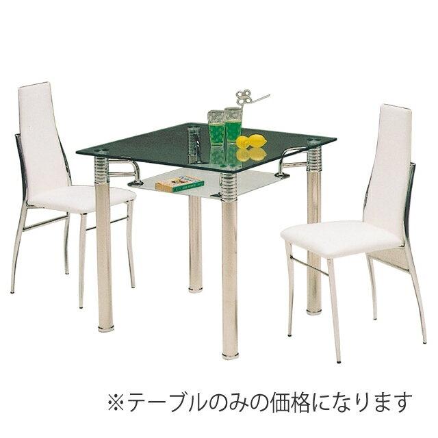 dreamrand rakuten global market glass modern dining table 80 cm width width 80 cm cafe tables. Black Bedroom Furniture Sets. Home Design Ideas