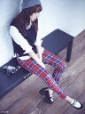 Fashionable 8TYPE☆Slender legs appealing skinny pants