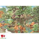 ジグソーパズル ディズニー ふしぎの森のツリーハウス