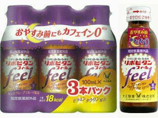 ★【大正製薬】リポビタンフィール 100mlx1...の商品画像