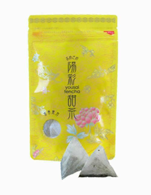 松浦漢方おめざめ陽彩甜茶15g×15袋(ようさいてんちゃヨウサイテンチャ)健康食品定形外郵便不可